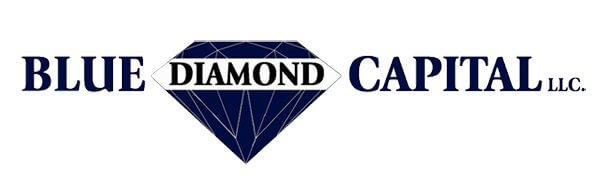 Desert Color Blue Diamond Capital Logo
