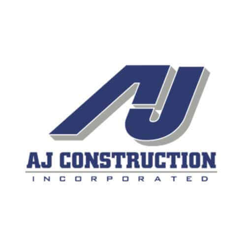 Desert Color AJ Construction Incorporated Logo