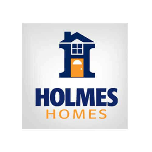 Desert Color Holmes Homes Logo